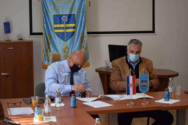Nastavak POS-a u Sv. Filip i Jakovu: Potpisan Ugovor o prijenosu prava vlasništva zemljišta APN-u