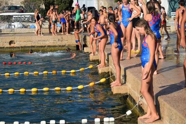 Galerija: Natjecanje u plivanju