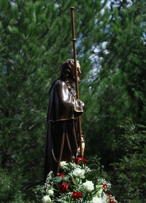 Blagdan sv. Roka, zaštinika kirurga, invalida, zatvorenika, hodočasnika, zaštitnika od zaraznih bolesti...