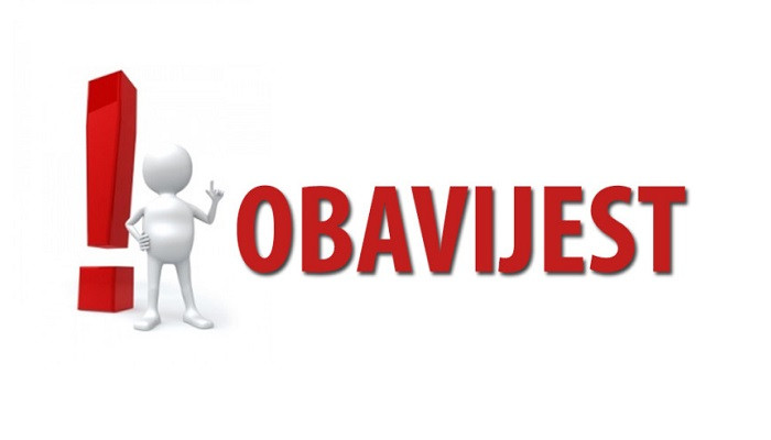Priopćenje za medije Stožera civilne zaštite Republike Hrvatske od 12. svibnja 2020.