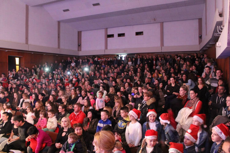Za djecu s posebnim potrebama nastupilo čak 250 plesača