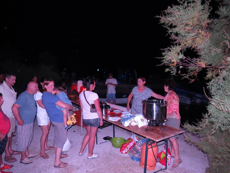 Ribarske noći u Svetom Petru na Moru