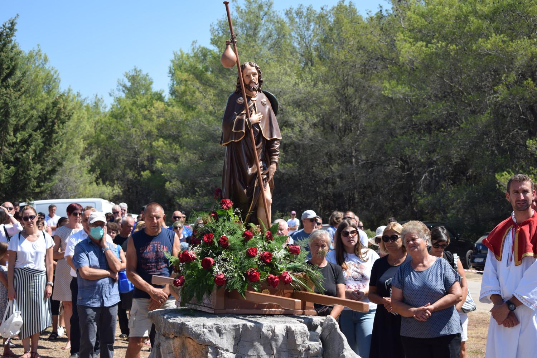 Proslavljen blagdan Sv. Roka