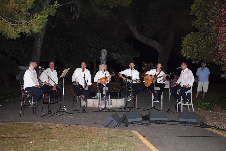 Vrhunski koncert klape Fumada u Sv. Filipu i Jakovu
