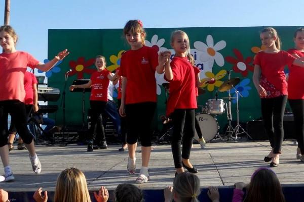 Manifestacija povodom Svjetskog dana plesa