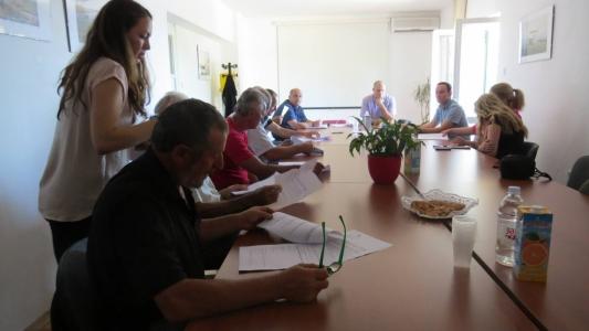 """""""Prikupljanje podataka o ruralnim/poljoprivrednim dionicima u Zadarskoj županiji i izrada baze podataka"""""""