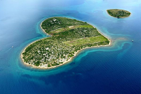 Arheolozi otkrili da su na otočiću Galešnjaku ljudi živjeli prije više od 7000 godina
