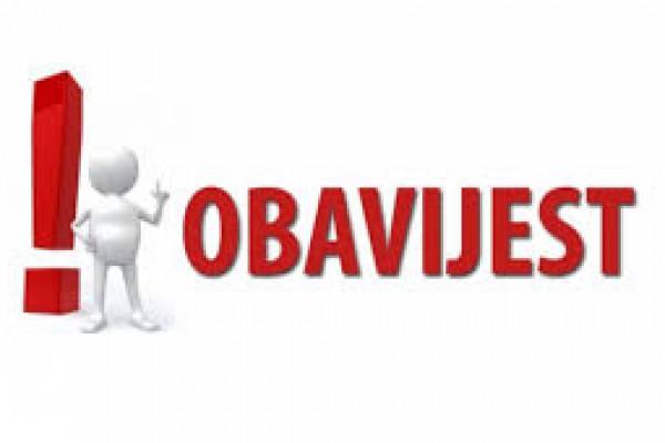 UPUTA o načinu izdavanja propusnica na temelju okolnosti iz točke II.  Odluke o zabrani napuštanja mjesta i stalnog boravka u Republici Hrvatskoj