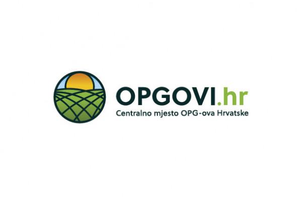 """Priopćenje o projektu """"OPGovi Hrvatske"""" - Hrvatska zajednica županija i udruga Inovativni projekti"""