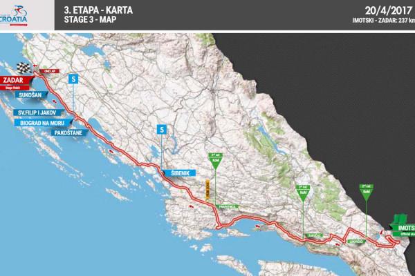 Tour of Croatia - 20. travnja 2017. godine