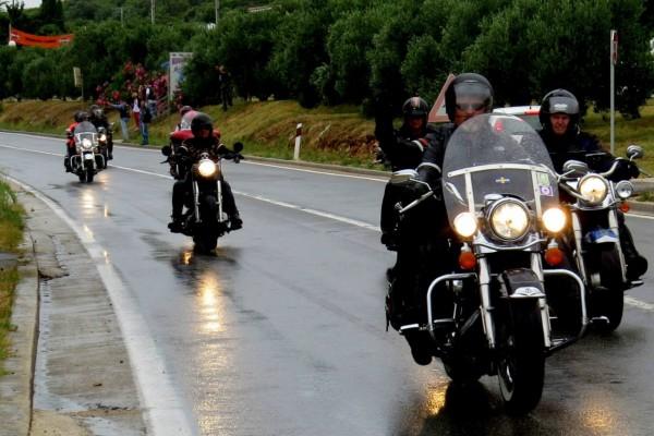 Defile Harley-Davidson motocikla Općinom Sveti Filip i Jakov