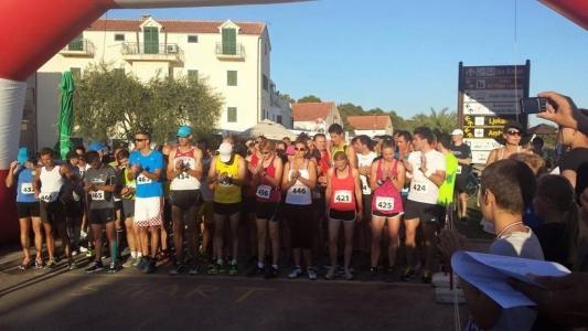 "10. atletska utrka ""Cvjetnom obalom"""
