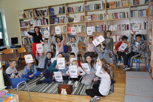 Osnovna škola Sv. Filip i Jakov: Svjetski dan močvarnih staništa i susret s književnicom Majom Punoš Rebić