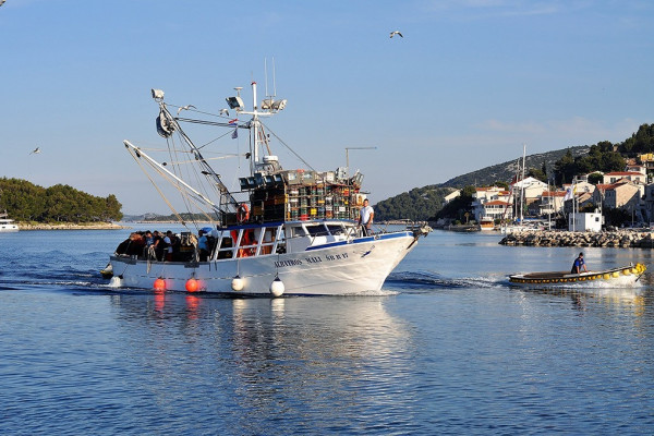 Predavanja Savjetodavne službe za profesionalne ribare i početak kampanje za promociju ovogodišnjih natječaja iz Programa ruralnog razvoja 2014.-2020. za Mjeru 4 i Mjeru 6