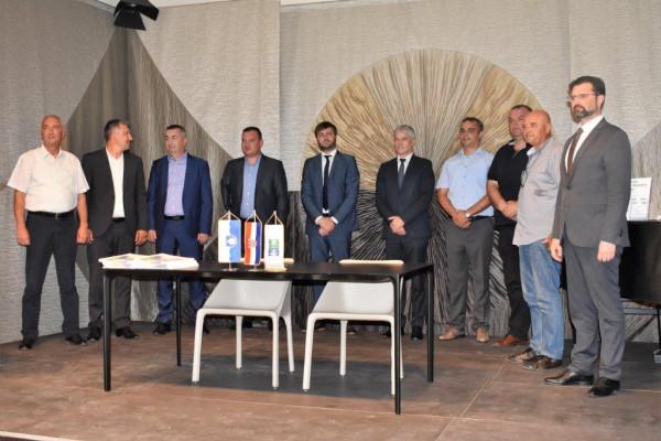 Zadarskoj županiji 146.550.000,00 kuna za sustave vodoopskrbe i odvodnje
