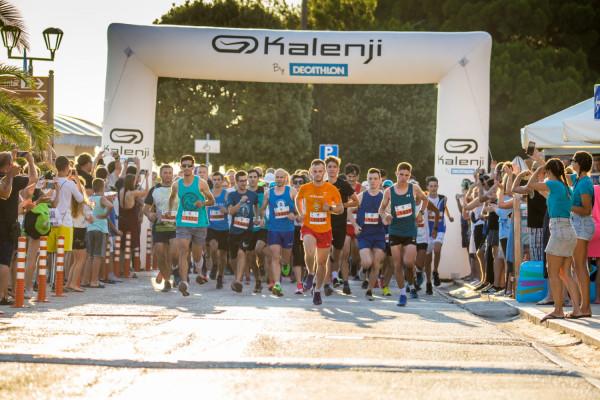 """Rekordan broj trkača na 14. atletskoj utrci """"Cvjetnom obalom"""""""