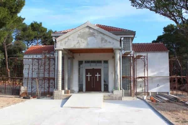 Pola mještana sudjelovalo donacijama u gradnji mrtvačnice