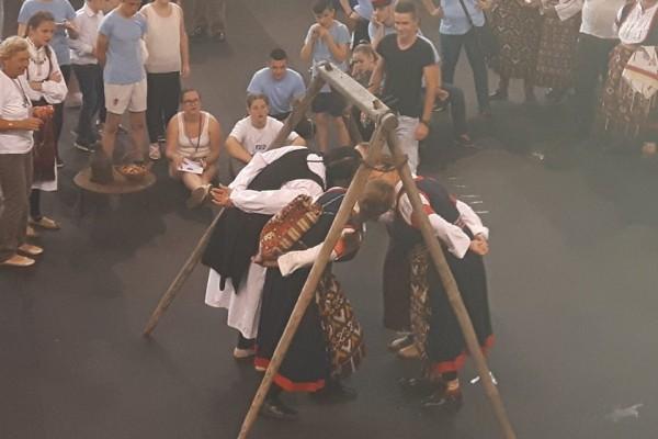 KUD Raštane sudjelovao je na proslavi Sv. Ante u Primorskom Dolcu