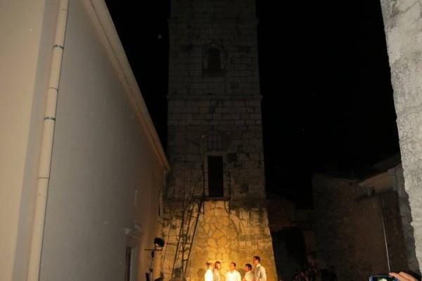 Večer klapske pisme kod Crkve Sv. Mihovila