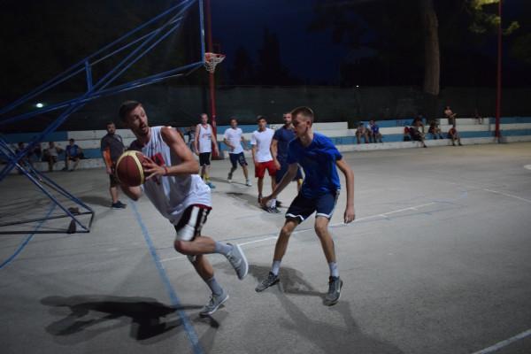 Održan Filipjanski Streetball