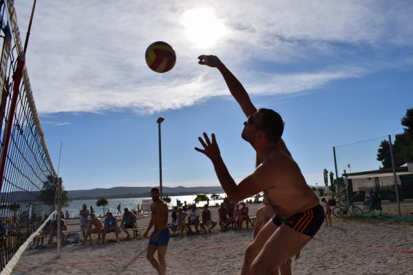 Turnir odbojke na pijesku u Sv. Filipu i Jakovu