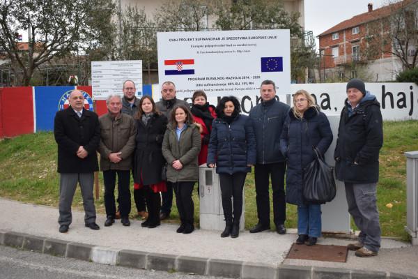 Sv. Filip i Jakov: Počela druga faza kanalizacijskih radova vrijedna milijun eura