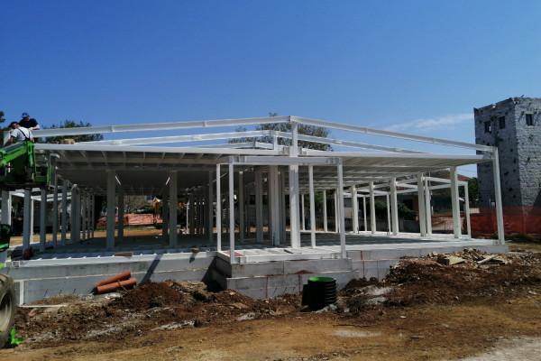 Općina Sv. Filip i Jakov nastavlja izgradnju vrtića u Turnju