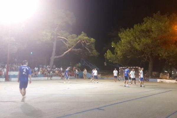 Nogometni turnir Sveti Filip i Jakov - izvješće