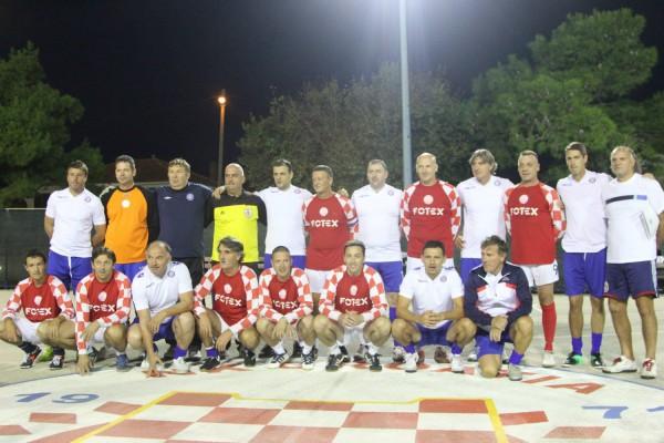 NK CROATIA Turanj - NK HAJDUK Split (veterani)