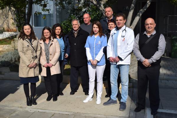 Općina Sv. Filip i Jakov donirala vrijedni ultrazvučni sonoskop aparat ordinaciji opće medicine