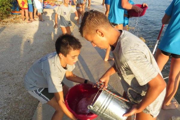 Junior litnje igre u Svetom Petru na Moru